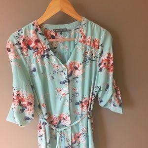 Cristen Shirt Dress